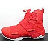 Lebron Schuhe Nike James (Nike NikeNike Mens Lebron Soldier 10 SFG Lux (University Red/University Red, 10 D(M) US) (10, University Red/University Red))