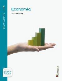 Economia serie analiza 1 bto saber hacer