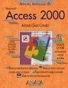Manual Avanzado Access 2000 Microsoft.Incluye Cd-Rom (Manuales Avanzados)