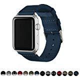 Archer Watch Straps Nylon Uhrenarmband für Apple...
