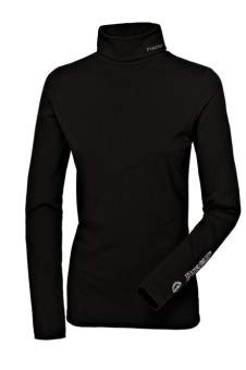 Pikeur Womens Sina Polo Neck Pullover Top Black Womens Size - XL