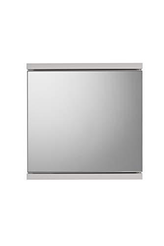 Croydex, armadietto a specchio 1 anta, certificato fsc weiß