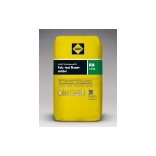 Sakret Putz- und Mauermörtel PM 30 kg/ Sack