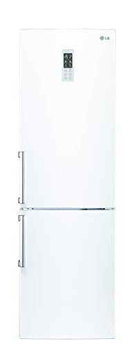 LG GBB 539S WQPB Kühl-Gefrier-Kombination (A++, 227 L Kühlen, 91 L Gefrieren, NoFrost, Schnellgefrieren, Smart Diagnosis) weiß