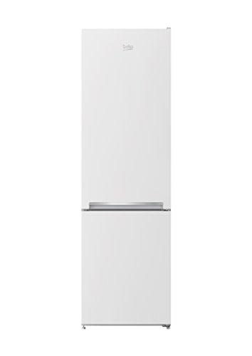 Beko RCSA300K20W Autonome 291L A+ Blanc réfrigérateur-congélateur - Réfrigérateurs-congélateurs (291 L, Pas de givre (réfrigérateur), SN-ST, 4 kg/24h, A+, Blanc)