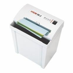 Preisvergleich Produktbild HSM Aktenvernichter Modell 90.2, Streifenschnitt 3, 9 mm