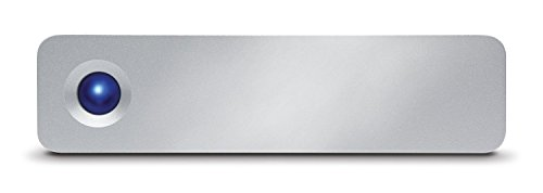 LaCie QUADRO 3TB External Hard Disk Silver Price in India