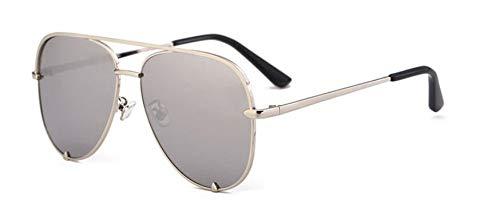 Sonnenbrille Mini Schwarz Sonnenbrille Damenmode Spiegel Rosa Brille Aviators Silber Stil Nach Mädchen Sonnenbrille Uv400 Farbverlauf