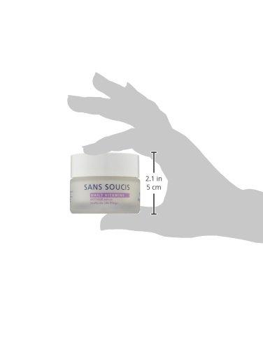 Sans Soucis Daily Vitamins Anti Age Ox straffende 24h Pflege: Reichhaltige Gesichtscreme mit Weintrauben-Extrakt und Hautschutzvitaminen, vegan