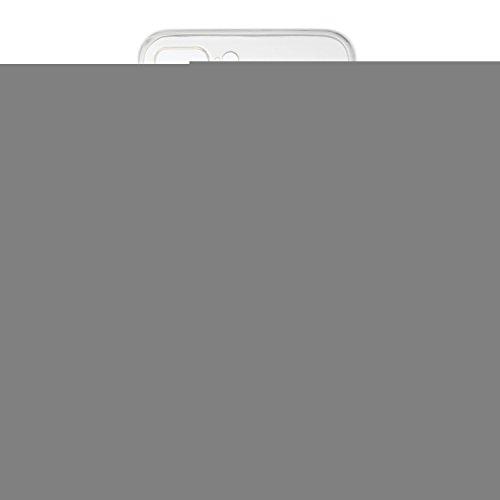iPhone 7 Plus Silikon Hülle,iPhone 7 Plus Case,iPhone 7 Plus Schutz - Felfy Ultra Dünnen Weiche Gel Elegant TPU Back Case Cover Schutz Zurück Handy Tasche Etui Hülle Schutzhülle Crystal Clear TPU Case Zitronenscheiben