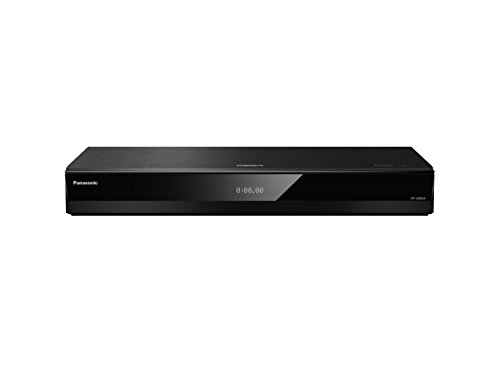 Panasonic DP-UB824EGK UHD Blu-ray Player (4K Blu-ray Disc, 4K VoD, 2x HDMI, USB, 7.1 Analog-Ausgänge, Alexa Sprachsteuerung) - Dvd-blu-ray-player Smart
