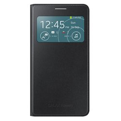 Samsung EF-CG710BBEGIN S-View Cover for Galaxy Grand 2 (Black)