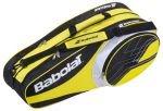 Babolat Tennistasche Club Line Racket Holder 6er, gelb/schwarz, 74 x 33 x 24 cm, 40 liters, 751065YE