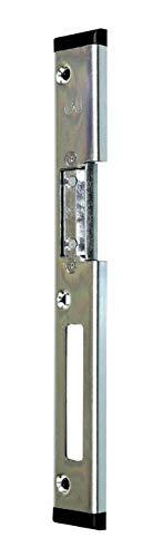 GU BKS Secury Haustür Schließblech mit AT-Stück Links 245x30x8mm für Profil Veka Topline AD -