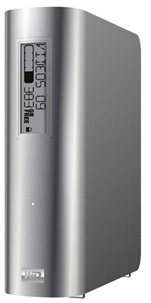 Western Digital WDBAAJ0015HSL My Book Studio 1.5TB externe Festplatte (8,9 cm (3,5 Zoll), 7200rpm, 8.9ms, 16MB Cache, USB, Firewire)