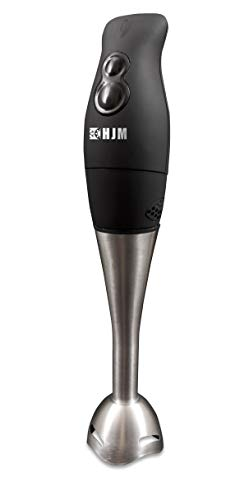 HJM BSA479 Batidora de mano, 200 W, Plástico/Metal, 2 Velocidades, Negro