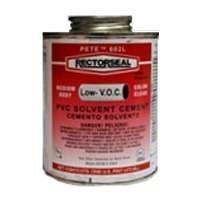 rectorseal-55922-1-4-pint-602l-medium-body-low-voc-pvc-solvent-cement-by-rectorseal