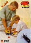 LEGO Duplo Toolo 2910 Bagger Set 18 Teile