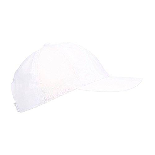 Asics Herren Essential Cap, Brilliant White, One Size