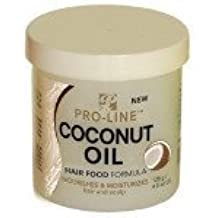 Pro-Line Hair Food - Coconut Oil 4.5 oz. (Pack of 2) by Pro-Line