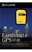 Earthmate GPS LT-40 2010: With Street Atlas USA 2010