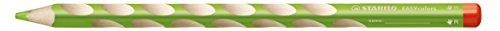 Ergonomischer Buntstift - STABILO EASYcolors - 12er Pack - gelbgrün - für Rechtshänder