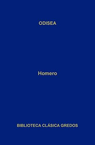 Odisea (Biblioteca Clásica Gredos nº 48) por Homero