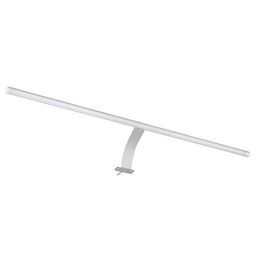 SEBSON LED Spiegelleuchte 60cm mit Schalter, Schrank Aufbauleuchte, neutralweiß 4000K, 600x13mm,...