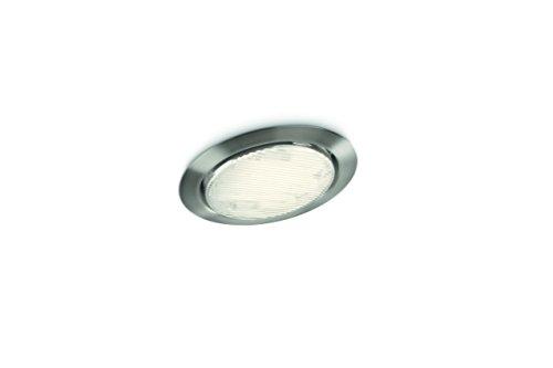 Philips 595101716PLAFONIERA, GX53, metallo, argento