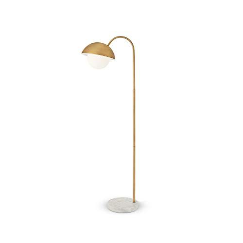 Floor Stand Lights - Lámpara pie latón europeo base