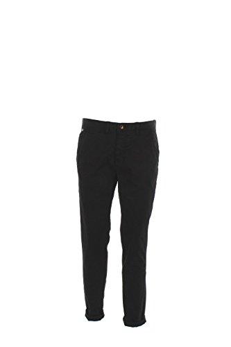 Pantalone Uomo Yes-zee 40 Nero P698 Zf00 Autunno Inverno 2016/17