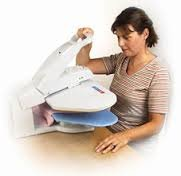 21kVIHaiSCL - Fast Press Ironing System with Spray Bottle + Instruction DVD