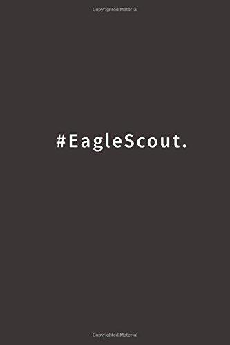 #EagleScout.: Lined notebook por Blue Ridge Art
