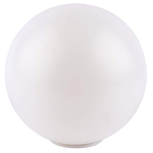 LED-Kugel, batteriebetrieben, warmweiß, Ø 10cm, Kugellampe mit Timer (6 Stunden AN | 18 Stunden AUS)