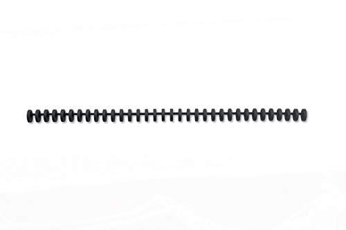 Gbc 387357e Lot De 50 Peignes De Reliure Clickbind Noir