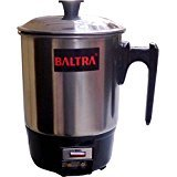 Baltra BHC-101 0.8-Litre Electric Kettle (Silver)