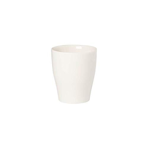 Espresso-fliesen-böden (Villeroy & Boch Coffee Passion Große Espressotasse, 180 ml, Premium Porzellan, Weiß)