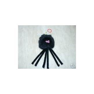 Catnip Furry Spider Cat Toy 8