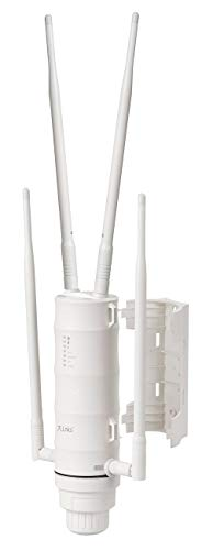 7links WLAN Verstärker: Wetterfester Outdoor-WLAN-Repeater mit 1.200 Mbit/s, für 2,4 & 5 GHz (WiFi Antenne)