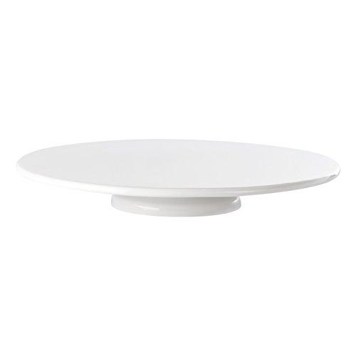 ASA Tortenplatte, Keramik, Weiß, 31x31x4 1