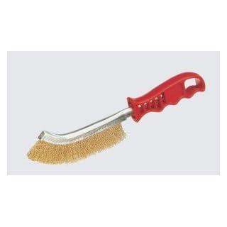 Abracs Abwbscratch General Purpose Brass Dipped Scratch Spid Brush X 24 Pc