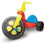 The Original Big Wheel 16 Inch Tricycle - Made In USA by www.OriginalBigWheel.us