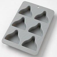 silicone-cake-pan-hersheys-kisses-cupcake-muffin-gray-6-cavity-by-hersheys