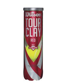 Tennisball Tour Clay Red