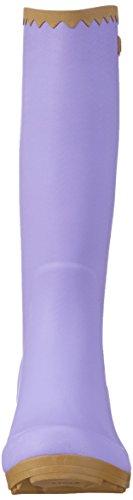 Aigle Victorine, Bottes de Pluie Femme Violet (Parme)