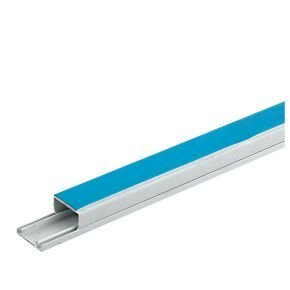 25x16mm-15m-2-x75cm-lengths-self-adhesive-cable-tidy-trunking-25x16mm-2-x-075m-15m-trunking-25x16-15