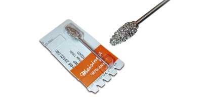 Fräsen für Satinieren Dim 0.40x 9.5mm