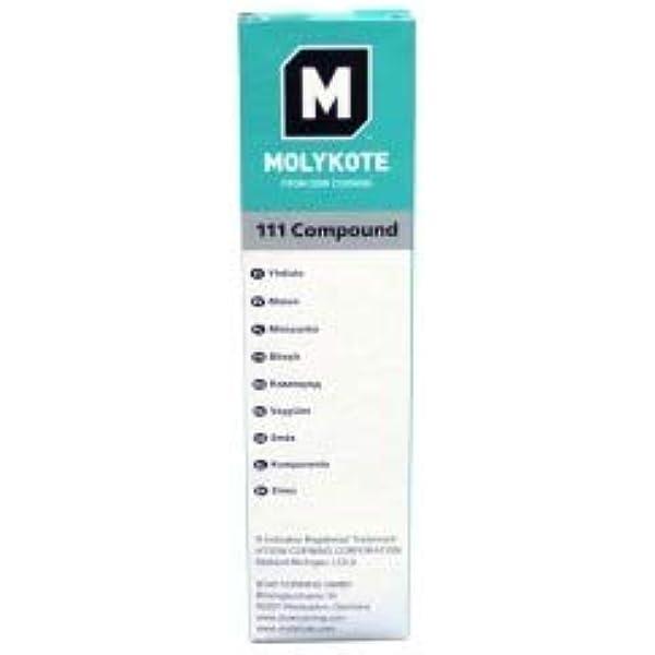 Molykote 111 Compound 100g Baumarkt
