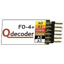 QD036: Qdecoder F0-4+ mit 6poligem Stecker