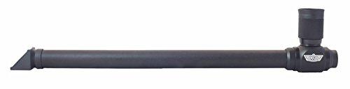 UZI UZI-Periskop, wetterfestes Aluminium-Periskop, 51 cm bis 69 cm, 5x Vergrößerung, schwarz